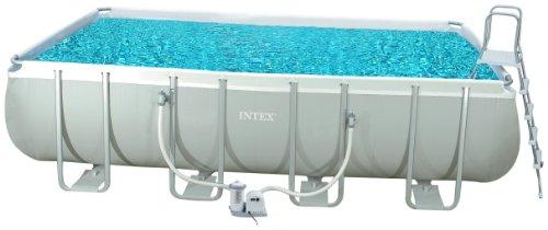 Swimmingpool rechteckig preisvergleiche for Stahl pool eckig
