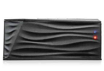 Auvio Bluetooth Portable Speaker With Bass Port, Built-In Mic And Controls (Newest Model)