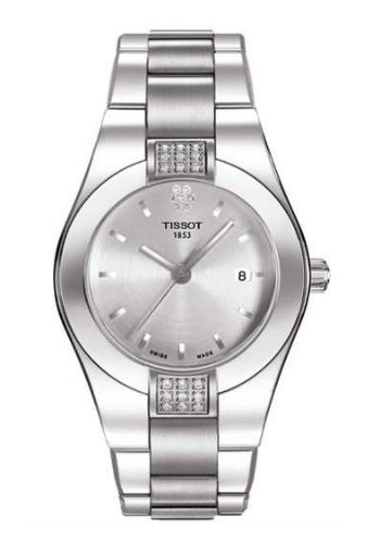 Tissot Glam Sport Limited Edition Silver Stainless Steel Ladies Watch T0432101103100