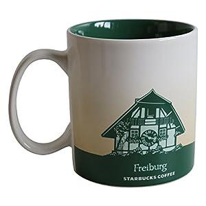 Starbucks City Mug Icon Serie Germany (Freiburg)