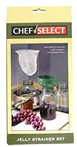 Chef Select Jelly Strainer Set