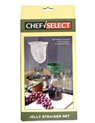 Chef Select Jelly Strainer Set by Chef Select
