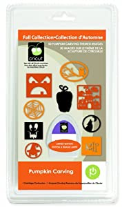 Provo Craft Cricut Pumpkin Carving Cartridge