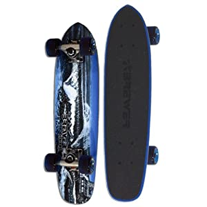 Brewer Chuy Glass Complete Skateboard