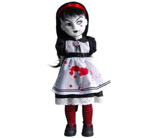 Picture of Mezco Alice from Alice In Wonderland Series Living Dead Dolls (Variant) Figure (B003B0B5F0) (Mezco Action Figures)