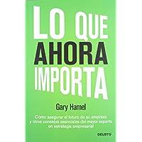 Gary Hamel (Autor), Gerardo Di Masso (Traductor) (3)Cómpralo nuevo:  EUR 21,95  EUR 20,86 5 de 2ª mano y nuevo desde EUR 20,85