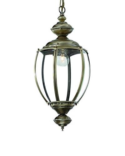 EVERGREEN LIGHTS Lámpara De Suspensión NORMA SP1 BIG Dorado
