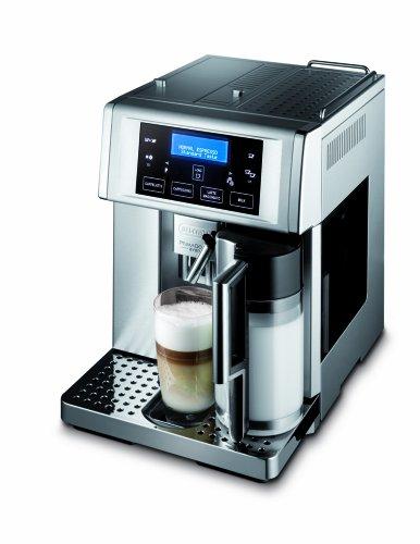 DeLonghi ESAM 6700 Kaffeevollautomat Prima Donna Avant (15 bar, 1,8 l Wasserbehälter, Milchbehälter) thumbnail