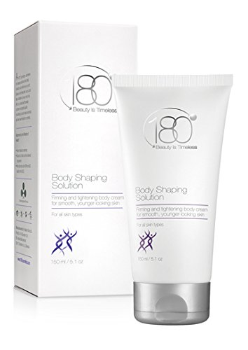 3D Shaper, All Over Body Firming, Tightening And Slimming Cream, Clinically Approved. Immediate Skin Tightening And Skin Shaping Effect During Diet And After Pregnancy Or Weight Loss