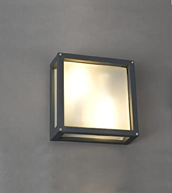 indus modern design outdoor wall light lighting