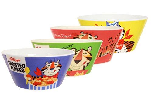 kelloggs-tony-the-tiger-bowls-set-of-4-multi
