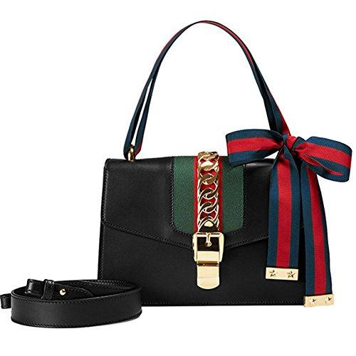 macton-frau-umhangetasche-kette-tasche-sylvie-messenger-bag-mc-9008-large-size-black