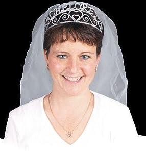 Tiara Veil Combo