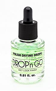 Duri Drop 'N' Go Instant Nail Dry Boxed
