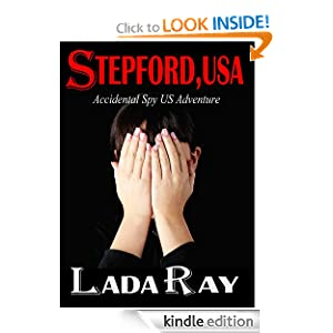 Stepford USA (Accidental Spy US Adventure)