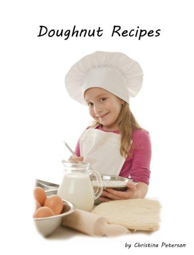 doughnut-recipes-english-edition