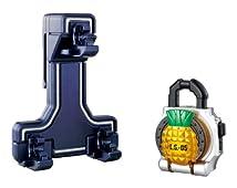 仮面ライダー鎧武 (ガイム) DXロックシードホルダー&パインロックシード