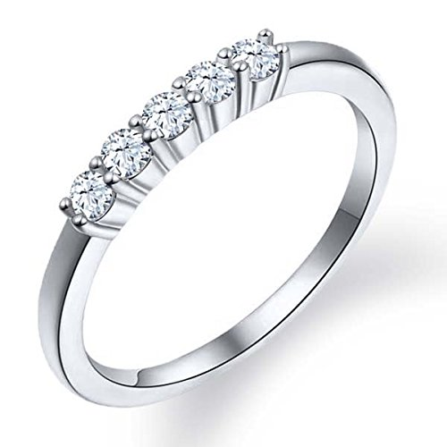025-Ct-Round-Hearts-And-Arrows-White-Created-Sapphire-18K-White-Gold-Ring