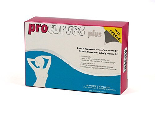 1 Box Procurves Plus breast enhancement Pills ,Increase your cup size without surgery