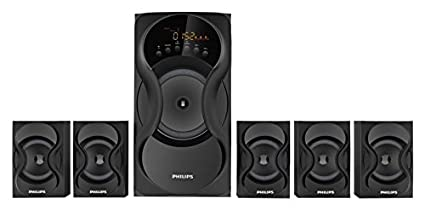 Philips-SPA5161F-5.1-Multimedia-Speaker