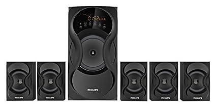 Philips-SPA5161F-5.1-Multimedia-Speaker