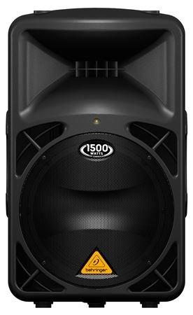 Behringer B612D 12-Inch 1500 Watts Eurolive Powered Pa Speaker