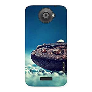 Pebbels Chocolate Drops Multiple Back Case Cover for HTC One X