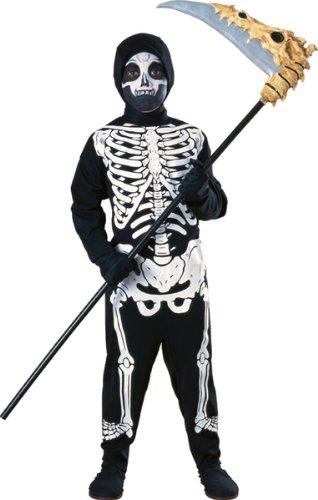 Skeleton Child Costume Small