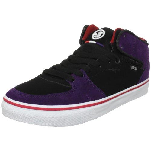 DVS Men's Torey Skate Shoe,Puprle Suede,12 M US