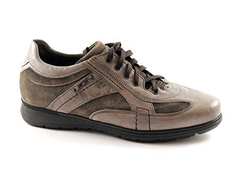 LION 10865 smog scarpe uomo casual antistatiche pelle 40