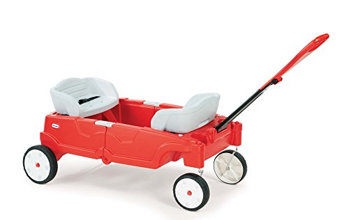 Little Tikes Fold 'n Go Folding Wagon (Folding Wagon With Seats compare prices)
