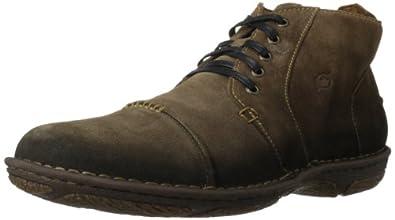 Born Eldan Men's Boot 8 D(M) US Taupe-Suede