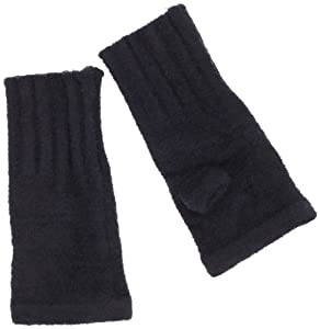 ExOfficio Women's Irresistible Fingerless Mitten,Black,One Size