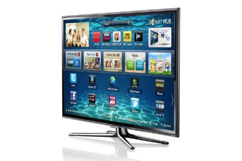 Samsung 40-inch 3D Smart LED Slim TV UE40ES6800 Full HD ...