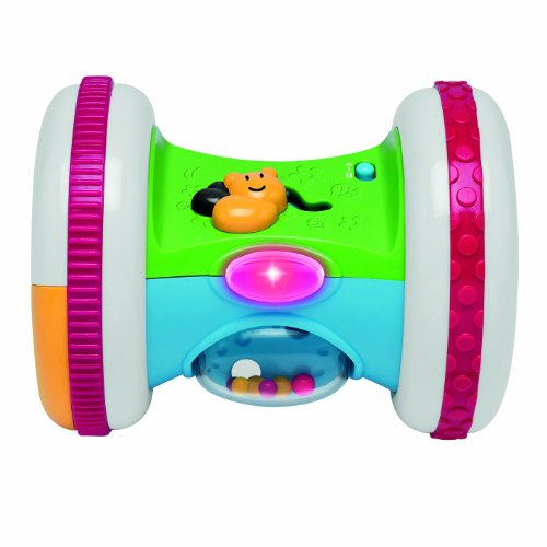 Chicco Spring Roller Toy (Discontinued by Manufacturer) - 1