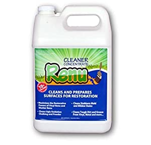 Amazon Com 1 Gallon Renutm Cleaner Concentrate For Large