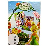 Disney Fairies TINKER BELL Playing Cards (bicycle brand)