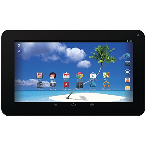 PROSCAN 7″ Dual-Core Android 4.4 Internet Tablet with 4GB Memory (PLT7100G) (Certified Refurbished)