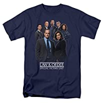 Law & Order Special Victims Unit Team T-Shirt