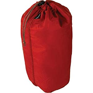 Bilby Nylon Stuff Bag Red/10 in. x 21 in.
