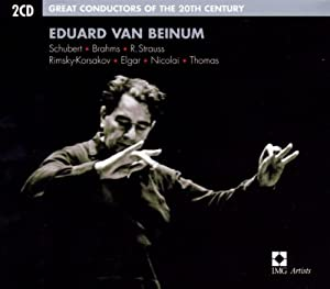 Eduard Van Beinum Great Condu