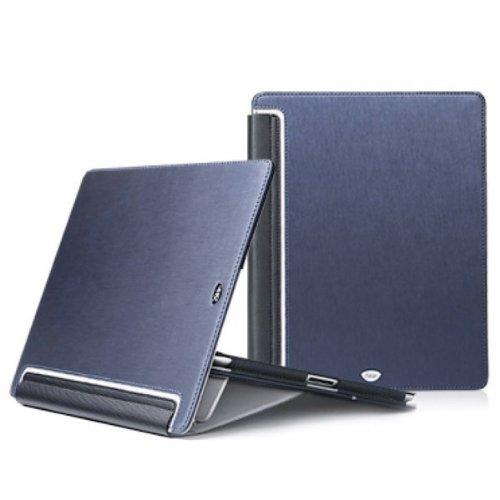 iSkin aura2 Metallic Navy Blue for iPad 2  &  iPad 3