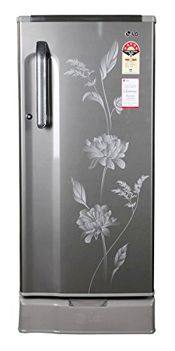 LG GL-205XFDE5 190 Litres 5S Single Door Refrigerator (Eden)