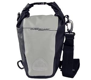 OverBoard Sac cylindre imperméable pour appareil photo numérique Noir (Import Royaume Uni)