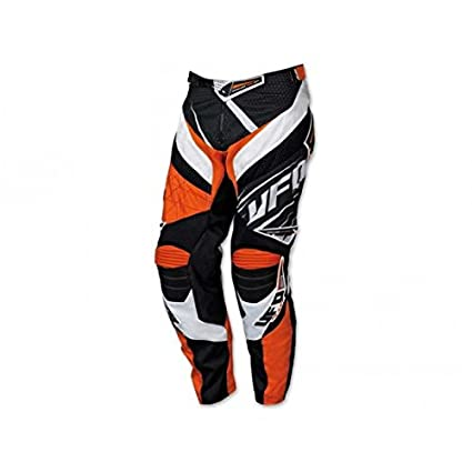 Pantalon ufo mx23 orange t.28 - Ufo 43300128