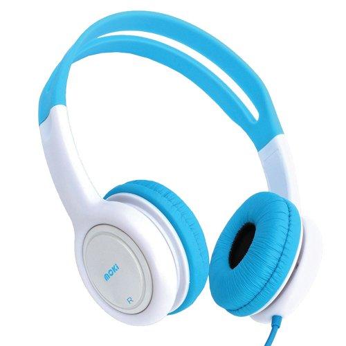 Moki Acc Hpkb Volume Limited Kids Headphones - Blue
