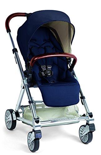 Mamas & Papas Urbo2 Stroller - Navy Blue - 1