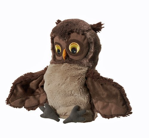 Ikea Owl Hand Puppet, Stuffed Animal Toy - 1