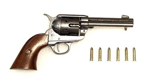 revolver-colt-peacemaker-mit-6-dekopatronen