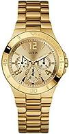 GUESS U12631L1 Active Shine Watch  Gold